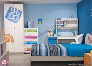 Nội thất trẻ em:Bộ phòng ngủ trẻ em PNT_01