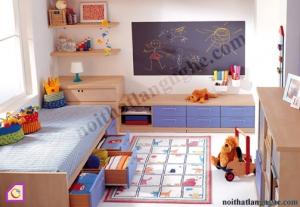 Nội thất trẻ em:Bộ phòng ngủ trẻ em PNT_02