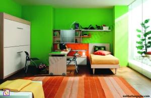 Nội thất trẻ em:Phòng ngủ cho bé PNT_18
