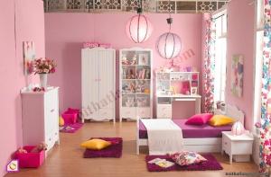 Nội thất trẻ em:Phòng ngủ cho bé PNT_28