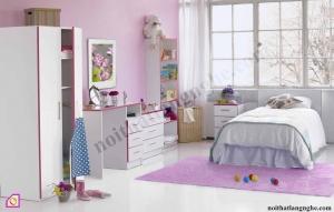 Bộ phòng ngủ trẻ em PNT_34
