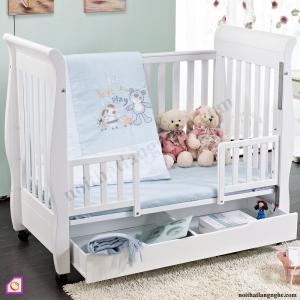 Nội thất trẻ em:Giường ngủ cho bé nhỏ tuổi PNT_36