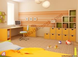 Bộ phòng ngủ trẻ em PNT_41