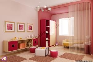 Bộ phòng ngủ trẻ em PNT_42