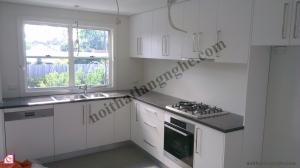 Tủ bếp Laminate dạng chữ L TBL_34