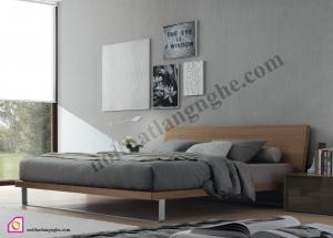 Giường ngủ:Giường ngủ chân inox GN_36