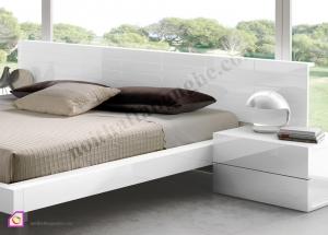 Nội thất phòng ngủ:Giường ngủ Acrylic GN_38