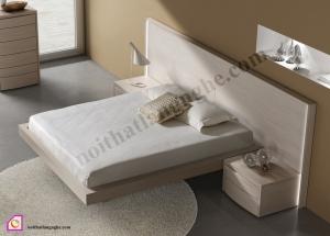 Nội thất phòng ngủ:Giường ngủ Laminate GN_40