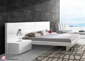 Nội thất phòng ngủ:Giường ngủ Acrylic GN_42