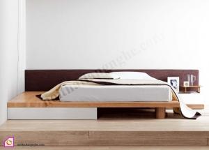 Giường ngủ Veneer GN_47