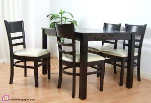 Nội thất khác:Bộ bàn ghế ăn 4 ghế BGA_06