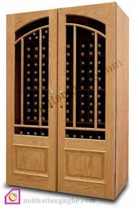 Tủ rượu Melamine TR_24