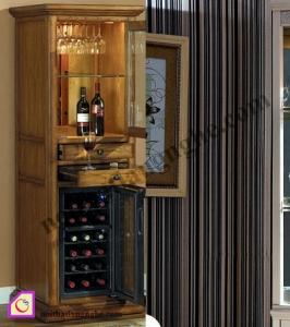 Tủ rượu gỗ Gụ TR_28