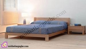Giường ngủ gỗ Xoan Đào GN_52