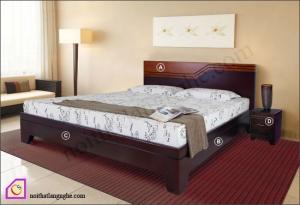 Giường ngủ gỗ Gõ GN_53
