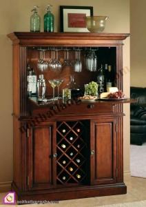 Nội thất phòng khách:Tủ rượu TR_39