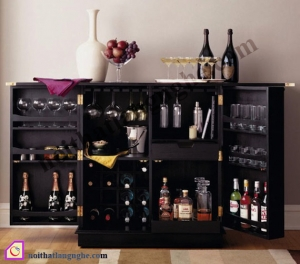 Nội thất phòng khách:Tủ rượu TR_41