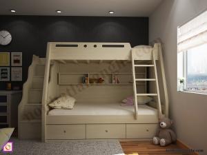 Giường tầng bé trai GT_49