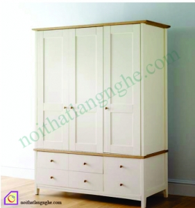 Tủ áo gỗ tự nhiên TAM_47